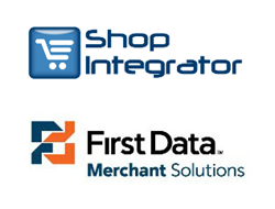 ShopIntegrator and First Data Merchant Solutions