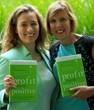 Margaret Greenberg, Senia Maymin, PhD, and Positive Business DC...