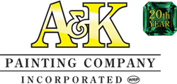 A&K Painting Company, Inc. 20th Anniversary