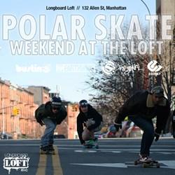 Longboard Loft's Polar Skate