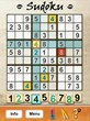 """Sudoku +++"" from Deverai Rings in 2014 as the #1 Sudoku App in the..."