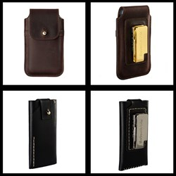 Blacksmith-Labs Barrett & Bruno Premium Leather Holsters for Apple iPhone 5/5s