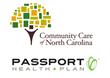 Community Care of North Carolina, Passport Health Plan Form Strategic Alliance