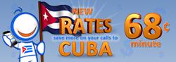 68¢ to call Cuba