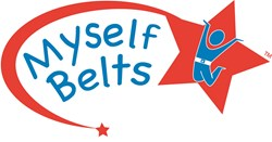 Myself Belts: Easy Belts for Kids Pants