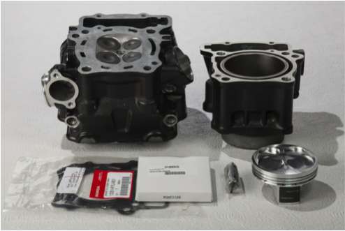 Millennium Technologies New Big Bore Kits Expand Honda