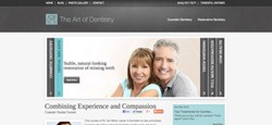Art of Dentistry Website