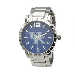 University of Kentucky Men's Watch from Inspired Silver