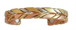 Sergio Lub copper magnetic bracelet