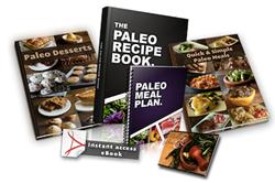 Paleo Recipe Book Program