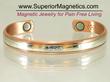 Superior Magnetics Released a New Magnetic Copper Bracelet