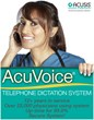 AcuVoice by Acusis Medical Transcription Services