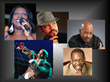 clockwise: Theresa Hightower, Mose Davis, Leonard Julien, Joey Sommerville, Morris Baxter