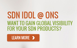 SDN Idol at ONS2014