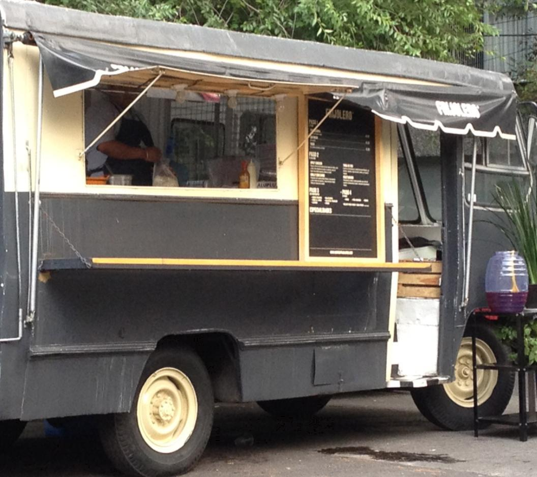 Indoor Food Truck ConceptSkytop Lodge