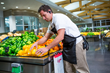 Grocery employees need to communicate about operational issues, suspicious activity, hazards such as wet floors and broken glass, and even lost-child alerts and medical emergencies.