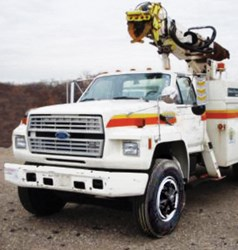 philadelphia used bucket truck construction equipment for sale at auction