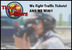 ticket snipers fights traffic tickets