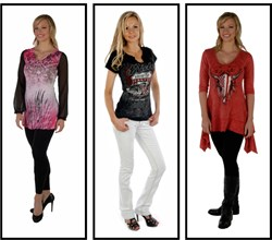 Liberty Wear's American Made Women's Clothing Line