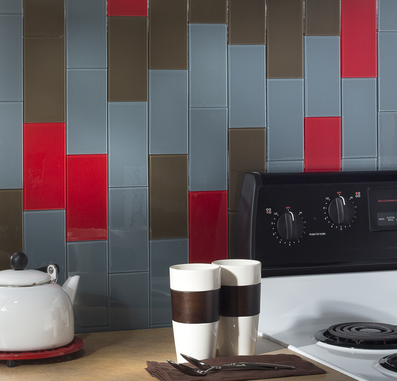 new aspect glass peel stick backsplash tiles now available