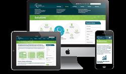 Metter Interactive responsive Web design