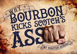 cigars, cigar pairing, bourbon, scotch, bourbon vs scotch