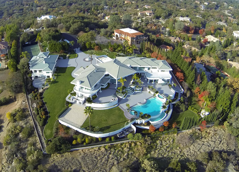 Former Eddie Murphy Estate Located In Granite Bay Calif