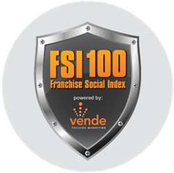 Franchise Social Index (FSI 100)