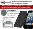 Apple iPhone Flip Case iPhone Radiation Shield