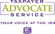 Taxpayer Advocate Service logo