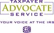 Taxpayer Advocate Service logo