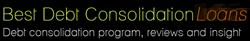 bestdebtconsolidationloans.org reviews the top debt consolidation loan programs online