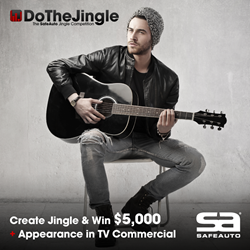 "Create a Jingle for SafeAuto's ""Do The Jingle"" Contest and Win $5,000"