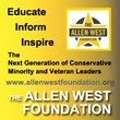 Thank You To Our Donors From The Allen West Foundation