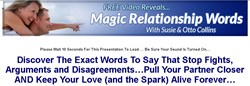 magic relationship words review