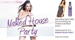 UndercoverWear Lingerie Home Parties Naked Parties