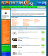 iC0nstruX.com Products Page