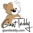 Giant Teddy, Life Size Teddy Bears, Personalized teddy bear