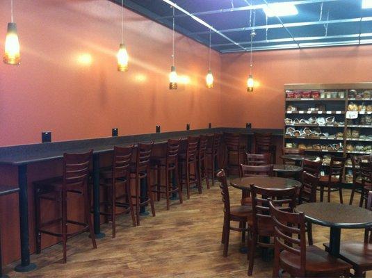 Restaurant Furniture Supply Helps Lunardi S Market In San
