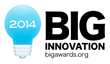 Logo for the Big Innovation Awards