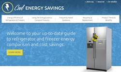 AHAM Cool Energy website