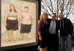 Jason & Rachel on Extreme Weight Loss: Losing Combined 310 lbs!