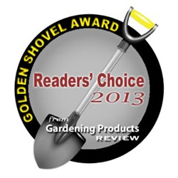 The Havahart Spray Away® Elite II sprinkler animal repellent has  been named the winner in the Golden Shovel Readers' Choice Award.
