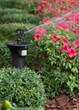 The Elite features a 3.5 gallon refillable water basin, which eliminates the need to hook up a hose.