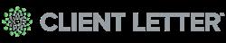 CLIENT LETTER product logo