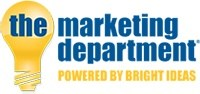 The Marketing Department logo