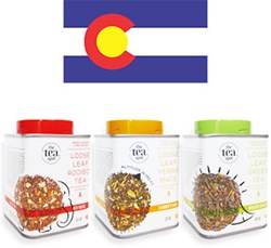 Locally-Inspired Colorado Teas