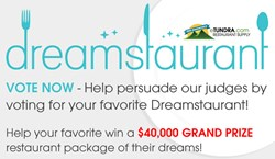 Vote on the Dreamstaurant winner!