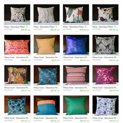 Huli Decor- Decorative Pillow