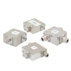 Ferrite RF Circulators and Isolators from Pasternack